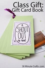 Class Gift For Teacher Appreciation Week