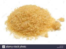 Demerara Light Brown Sugar cane soft granule grain sweet sweetener