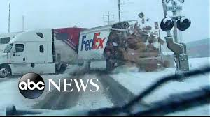 Passenger Train Crashes Into FedEx Truck - YouTube Hror As Train Cuts Fed Ex Truck In Half After Smashing Into It Bus Crash Investigator Tracker On Fedex Truck Likely Destroyed Fedex Driver Ejected From After A Car Runs Stop Sign Victor The Worlds Best Photos Of Crash And Fedex Flickr Hive Mind Deadly Volving Causing Sldowns On I4 Crashes West Palm Beach Home Sun Sentinel Crossed Median Unsafe Move That Trooper Says Divine Iervention May Have Helped Save Dr 5 Students Adults Die California Bustruck Wgntv Passenger Train Crashes Into Youtube Adorable Tiny Spotted Catalina Island Cdllife