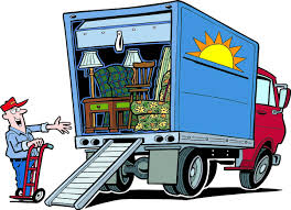 Cheap Moving Truck Rental - Hanslodge Cliparts
