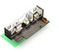 104 Steel Container Home Plans 29 Floor For Shipping S Ideas In 2021 Shipping S Shipping Floor
