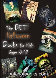 Best Halloween Books For 6 Year Olds by Best Halloween Books For Middle Grade Readers Batch Of Books