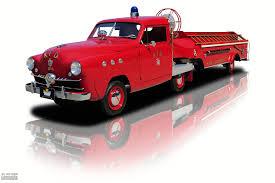 100 Crosley Truck 132986 1951 Fire Engine RK Motors Classic Cars For Sale