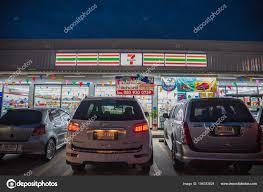 100 Banglamung Chonburi Thailand April 22 2018 7 Eleven Shop
