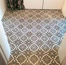 luxurious and splendid ceramic floor tiles extraordinary patterned