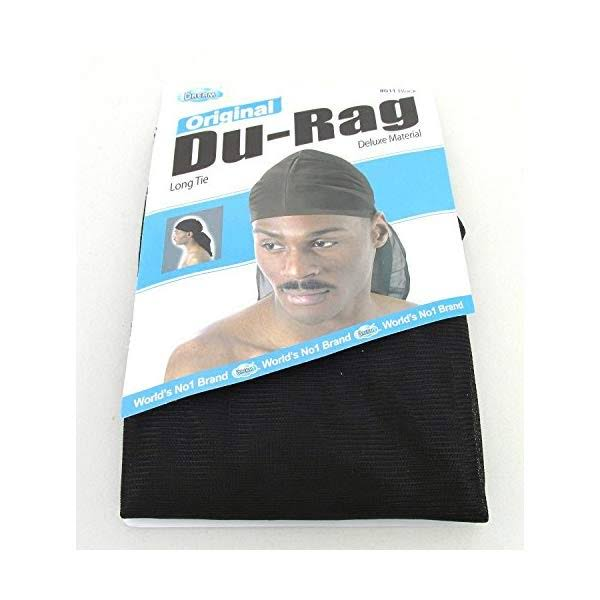 Dream Original Du-Rag - Black
