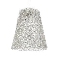 Drexel Heritage Lamps Crystal by Crystal Floor Lamp Shades