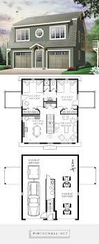 Apartment 2 Car Garage Apartment Plans