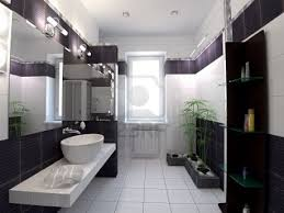 Modern Bathroom Rugs And Towels by 40 Elegant Black White Bathroom Design Ideas Images Of Modern