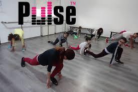 cours de danse moderne tunis el aouina pulse arts center