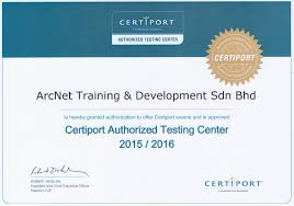 Cetriport Authourized Testing Centre Certificate Kuala Lumpur KL