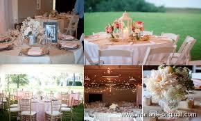 decoration de table mariage original photo de mariage en 2017