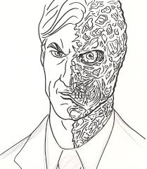 Harvey Dent The Dark Knight