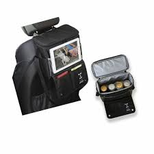 100 Truck Seat Organizer Car Back Hanging Bag With Cooler Portable Multi