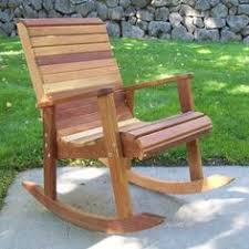 Free Plans For Wooden Lawn Chairs by Woodworking Free Plans Wood Plans For Outdoor Furniture Rocking