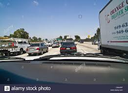 Truck Driving School Riverside Ca Los Angeles Freeway Congestion ...