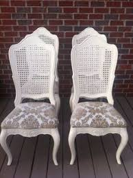 tessa mcrae diy covering back chairs furniture redo s