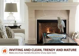 Cast Stone Fireplace Mantels & Range Hoods Old World Stoneworks