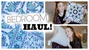 Bedroom Decor HAUL