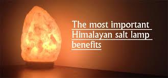 Himalayan Salt Lamp Amazon by Himalayan Pink Salt Rock Lamp Benefits Do Salt Lamps Really Work