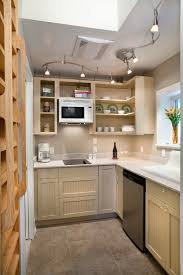 Small Kitchen Track Lighting Ideas by Clever Ideas Galley Kitchen Track Lighting Related To By Lights