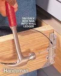 how to install joist hangers