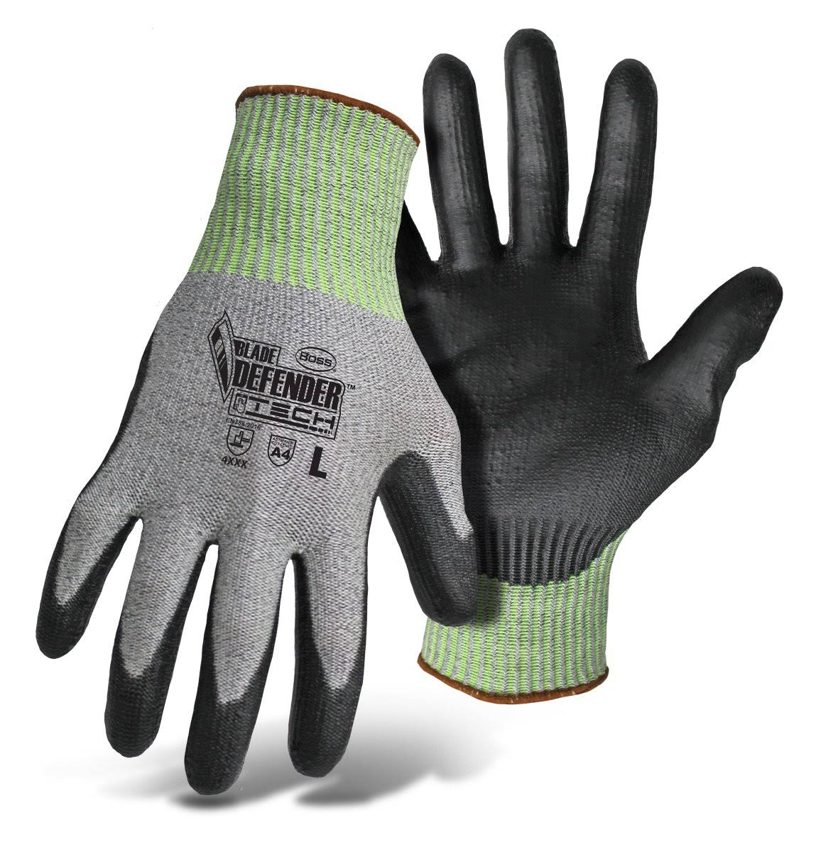Boss 1PU7001X Blade Defender Tech Gloves - Pack of 12 - Extra Large