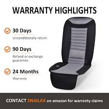 Amazon Massage Chair Pad by Amazon Com Seat Cushion Sl252 Cool And Massage Car Seat Covers