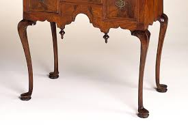 Drop Front Secretary Desk Antique by Know Your Furniture Leg Styles