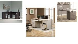 Sauder Edge Water Executive Desk by Top 5 Best Home Office Desk Reviews Home Office Desk Youtube
