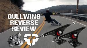 100 Reverse Kingpin Trucks Gullwing Longboard Rider Review Tacticscom
