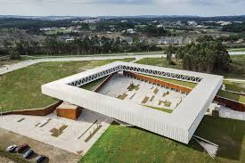 100 Architecture Design Magazine Bidos Technological Park Main Building Architect Jorge