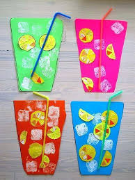 Summer Art Projects For Preschoolers Kids Crafts Activities Arts And Craft