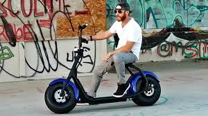 MOD 20 Adult Electric Scooter W Seat By S K O Z A R