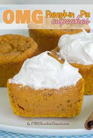Skinnytaste Pumpkin Pie by Pumpkin Pie Cupcakes Recipe Individual Portions Of Traditional