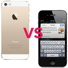 iPhone 5S or iPhone 4S