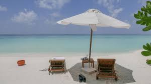 100 Conrad Maldive REVIEW S Beach Villa Prerenovation