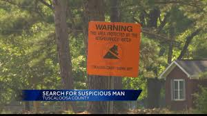 100 Two Men And A Truck Tuscaloosa Deputies Searching For Suspicious Man