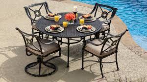 Cast Aluminum Outdoor Sets by America U0027s Backyards U0026 Outdoor Living Outdoor Patio Furniture