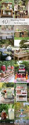 25+ Cute Drink Station Wedding Ideas On Pinterest | Drinks At ... Wedding Ideas On A Budget For The Reception Brunch 236 Best Outdoor Wedding Ideas Images On Pinterest Best 25 Laid Back Classy Backyard Pretty Setup For A Small Dreams Backyard Weddings With Italian String Lights Hung Overhead And Pinterest Dawnwatsonme Small 20 Genius Decorations 432 Deco Beach How We Planned 10k In Sevteen Days