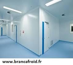 panneau de chambre panneaux sandwich industriel isocab pour salle blanche et chambre