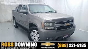 Avalanche Vehicles For Sale In Hammond, LA | Ross Downing Chevrolet
