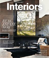 100 Modern Interior Magazine Our Sea Cliff Remodel Is Featured In Luxury S
