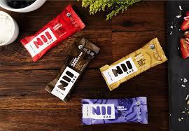 Ingredient Focused Snack Packaging