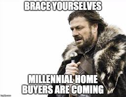 Beefing Up Your Finances To Buy A House The Millennial Edition