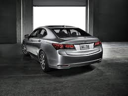 New Acura TLX Sedan Takes Over for the TSX and TL AutoTribute