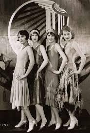 History Of Womens Fashion 1920 1929