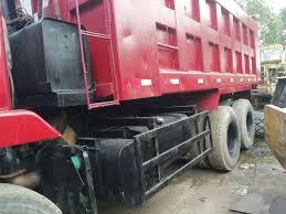 Savivarčių Sunkvežimių HOWO Used Dump Truck Pardavimas, Savivartis ...