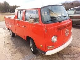 1971 Volkswagen Crew Cab Pick-Up Truck |