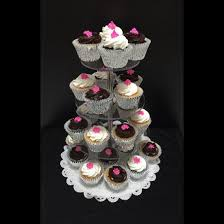 Adjustable Wedding Cupcake Stand Tiered By Cake StackersTM